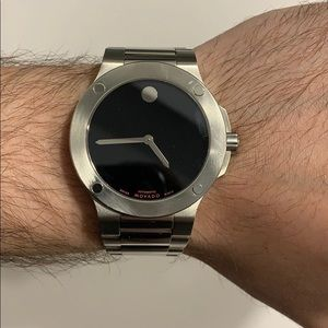 Movado SE Extreme Automatic Watch